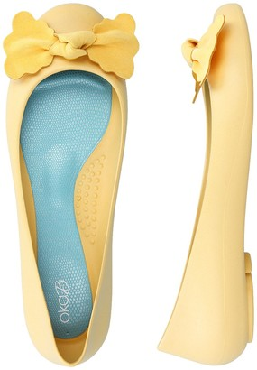 OKA b. Oka-B Bow Ballet Flats - Candy