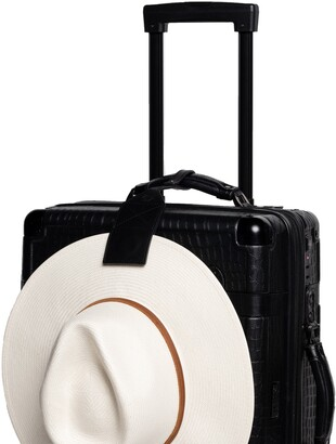 TOPTOTE Leather Hat Clip