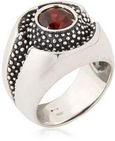 Manuel Bozzi Drop Eye Ring