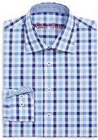 Robert Graham Boys' Large Check Dress Shirt