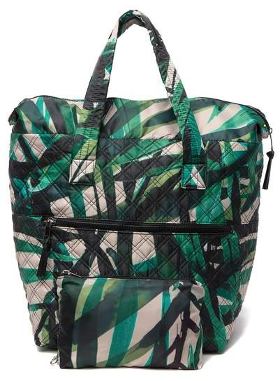 b4991e79187 Quilted Nylon Tote - Best Quilt Grafimage.co