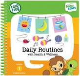 Leapfrog LeapStart Nursery Activity Book: Daily Routines and Health & Wellness
