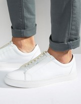 Vagabond Paul Leather Sneakers