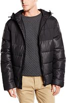 French Connection Men's Split Trent Puffer Jacket