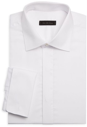 Saks Fifth Avenue COLLECTION Twill French Cuff Dress Shirt