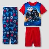 Star Wars Boys' Pajama Set - Red