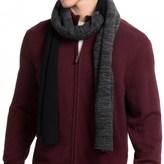 Portolano Color-Blocked Cashmere Scarf (For Men)