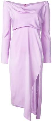 Mason by Michelle Mason cowl neck dress
