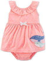 Carter's Whale Sunsuit, Baby Girls