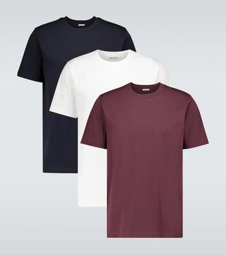 Marni Cotton crewneck T-shirt three-pack