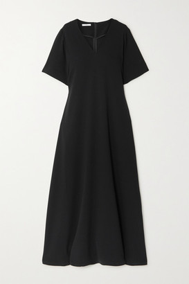 Co Crepe Maxi Dress - Black