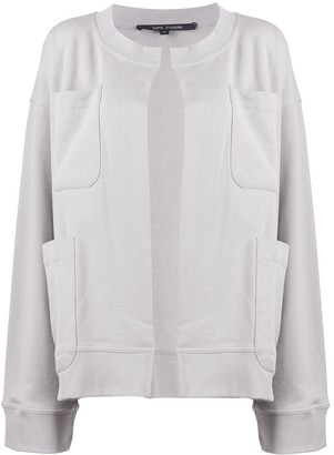 Sofie D'hoore Oversized Long-Sleeve Jacket