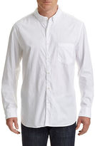 Steven Alan Poplin Pocket Dress Shirt