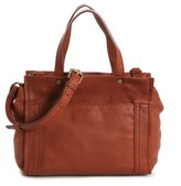 American Leather Co. Leather Satchel