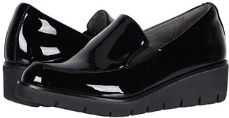 Earth Zurich Bern (Black Patent Leather) Women's Shoes