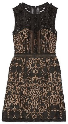 Marchesa Short dress