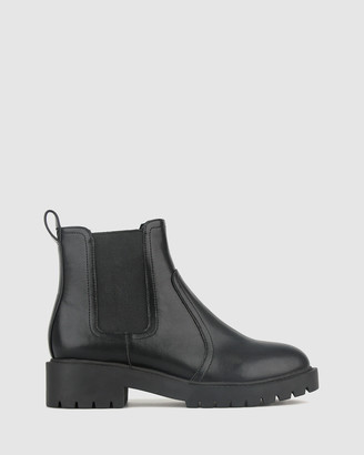 betts Ready Chunky Ankle Boots