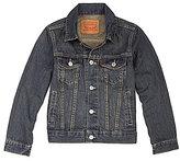Levi's s Big Boys 8-20 Denim Trucker Jacket