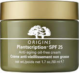 Origins PlantscriptionTM anti-ageing oil-free cream 50ml