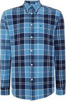 Wrangler Regular Fit Button Down Check Shirt