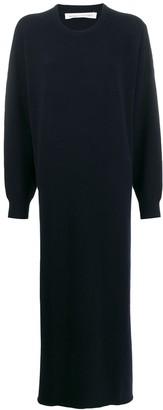 Extreme Cashmere cashmere blend maxi dress