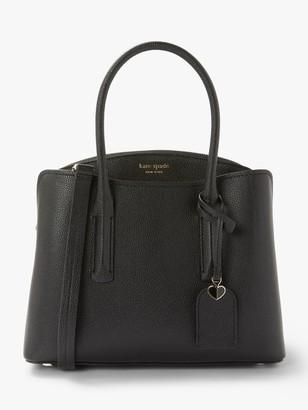 Kate Spade Margaux Leather Medium Satchel