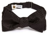 Robert Talbott Men's Diamond Pattern Silk Bow Tie