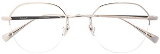 EQUE.M Water Drop SS circle glasses