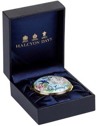 Halcyon Days Time Flies Box