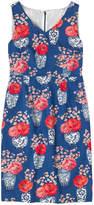 Cath Kidston Blossom Vases V-Neck Dress