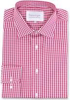 Men's Double TWO Paradigm Single Cuff 100 Cotton Non-Iron Shirt