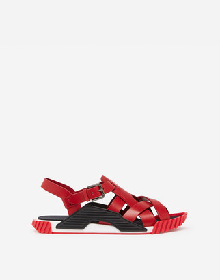 Dolce & Gabbana Ns1 Sandals In Cowhide