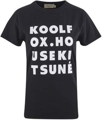 MAISON KITSUNÉ Fox Kool t-shirt