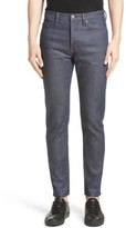 Acne Studios Men's River Slim Tapered Leg Jeans