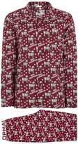 Topman Christmas 'bah Humpug' Pyjamas
