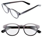 Corinne McCormack Women's Harriet 50Mm Reading Glasses - Grey