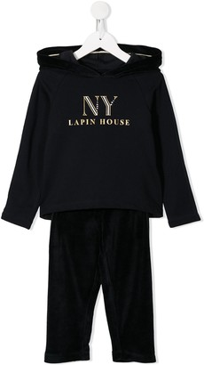Lapin House Hoodie And Trousers Set