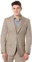 Perry Ellis Big and Tall Two Toned Twill Suit Jacket
