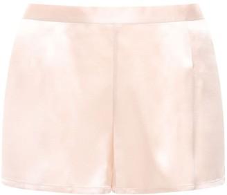 La Perla Silk Satin Mini Shorts