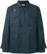 Edwin shirt jacket - men - Cotton - XL