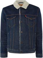 Levi's Type 3 Fleece Lined Denim Sherpa Jacket