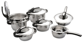 Berghoff Virgo Collection Cookware Set (12 PC)