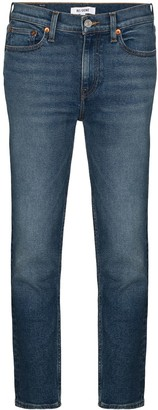 RE/DONE Mid-Rise Cropped Jeans