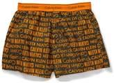 Calvin Klein Woven Boxers Boxer Wvn Trad Fit