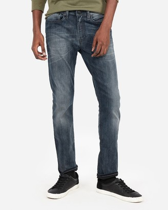Express Slim Hyper Stretch Jeans
