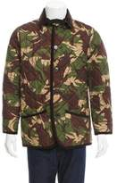 MACKINTOSH Quilted Camouflage Jacket w/ Tags