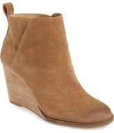 Lucky Brand 'Yezzah' Wedge Bootie (Women)