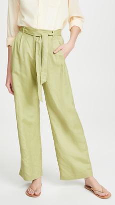 Veda Joaquin Linen Trousers