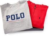 Ralph Lauren 8-20 Hoodie & T-Shirt Gift Set