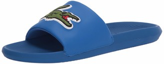 Lacoste Men's Croco Slide 120 2 U CMA Sandal